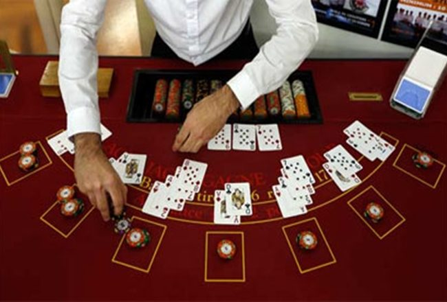 Begin your casino poker occupation