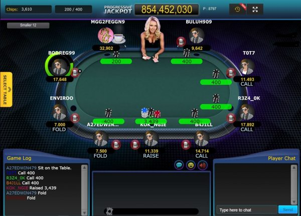 Turn A Specialist Playing Poker Online Game