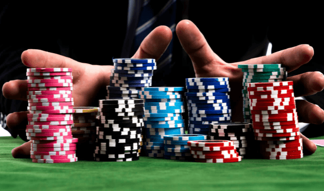 Structure A Successful Startup Is Like Playing Smart Poker