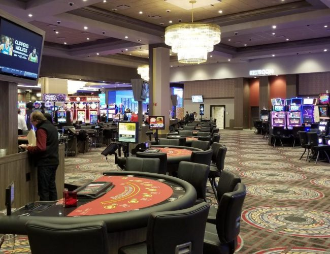 Casino Game Tip: Make Yourself Available