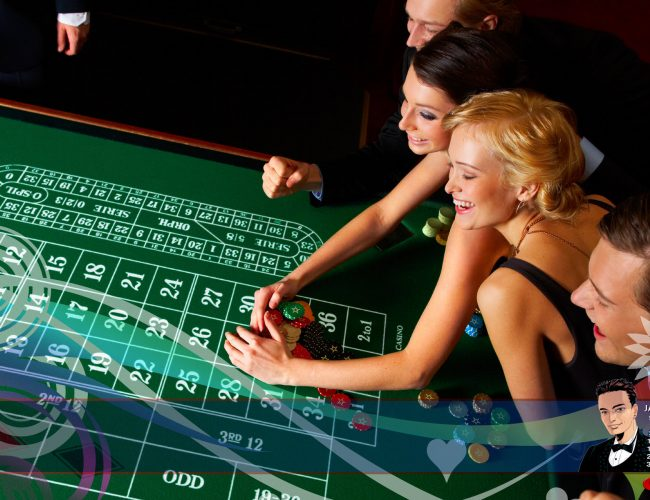 Want to change lives with online casino